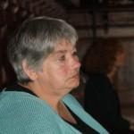 Doris Ricci auf der Ausstellungseröffnung in Leer am 13.07.2014